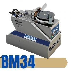 BM34 Rotatif Gerdirmeli Bükme Makinası