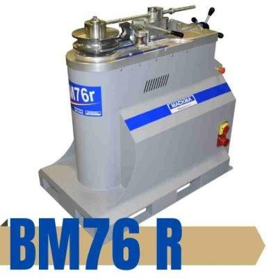 BM76R Rotatif Gerdirmeli Bükme Makinası