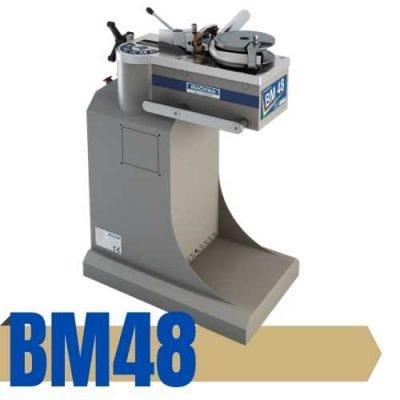 BM48 Rotatif Gerdirmeli Bükme Makinası