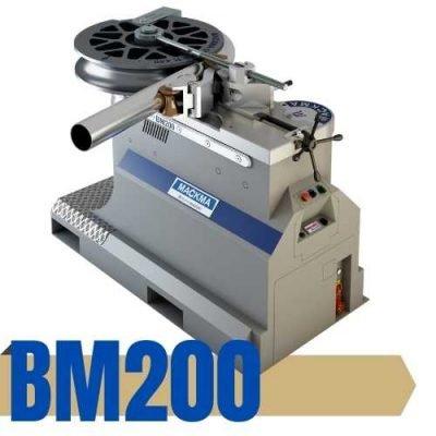BM200 Rotatif Gerdirmeli Bükme Makinası