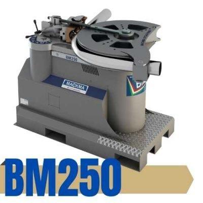 BM250 Rotatif Gerdirmeli Bükme Makinası