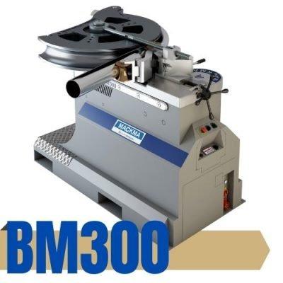 BM300 Rotatif Gerdirmeli Bükme Makinası