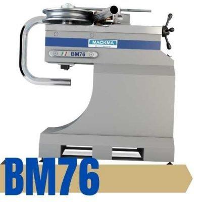 BM76 Rotatif Gerdirmeli Bükme Makinası