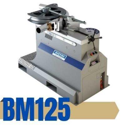 BM125 Rotatif Gerdirmeli Bükme Makinası