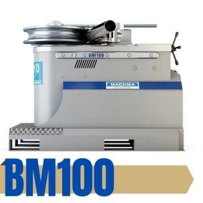 BM100 Rotatif Gerdirmeli Bükme Makinası